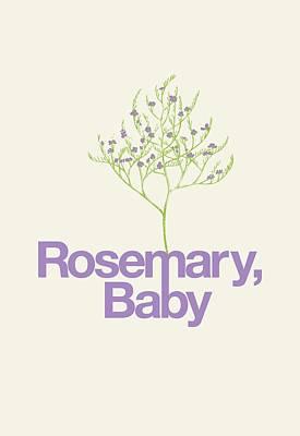 Rosemary, Baby Poster