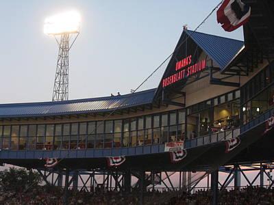 Rosenblatt Stadium Poster