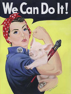 Rosie The Rescuer Poster