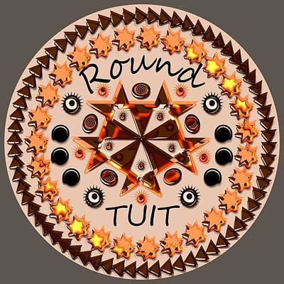 Round Tuit Poster