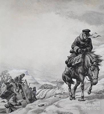 Royal Messenger James Baillie Fraser  Poster