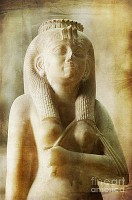 Royal Women In Ancient Egypt. Poster by Mohamed Elkhamisy