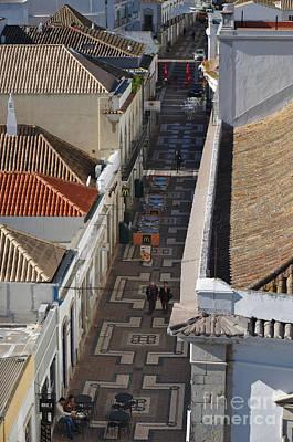 Rua Do Crime In Faro Poster
