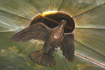 Ruacha - Ruach - Holy Spirit Poster