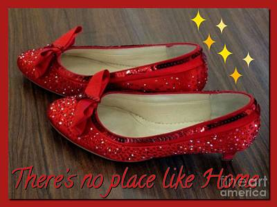 Ruby Slippers Poster