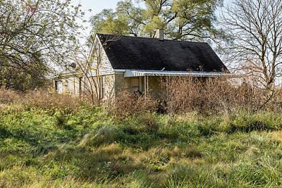 Rural Abandonment. Poster