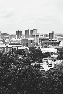 Poster featuring the photograph Rural Scenes In The Magic City by Shelby Young