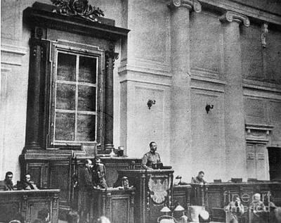 Russia: Revolution Of 1917 Poster