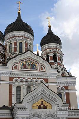 Russian Church - Tallinn Poster