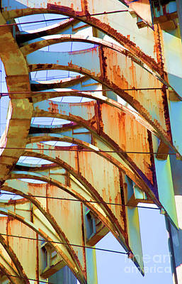 Rust Pavilion World's Fair 1964 Ny Poster