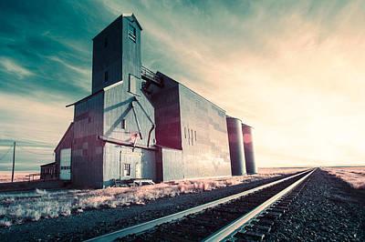 Rustic Monolith Poster