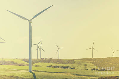 Rustic Renewables Poster