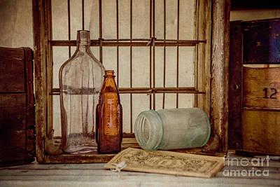 Rustic Still Life 3 Poster by Teresa Wilson