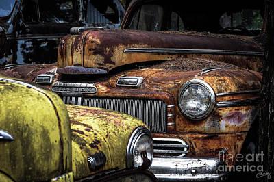 Rusting Away ... Poster