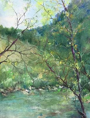 Sabino Canyon Poster by Robin Miller-Bookhout