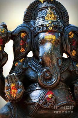 Sacred Ganesha Poster