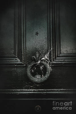 Safety Behind Closed Doors Poster