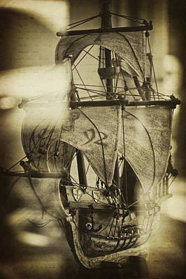 Sail Away Poster by Off The Beaten Path Photography - Andrew Alexander