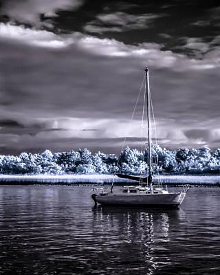 Sailboat 01 Poster