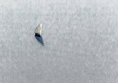 Sailing Boat Lake Victoria Poster by Patrick Kain