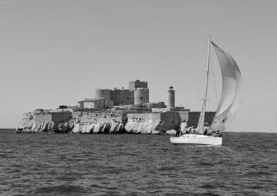 Sailing Boat Nautical 4 Poster