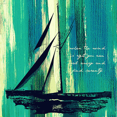 Sailing V1 Poster
