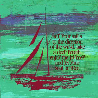Sailing V2 Poster
