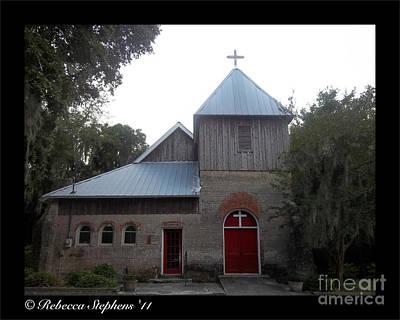 Saint Cyprians Episcopal Church Poster