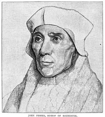 Saint John Fisher Poster by Granger