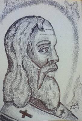 Saint Polycarp Poster by Joseph Kushnir
