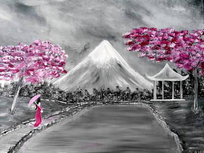 Sakura - Japanese Dreams Poster