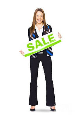 Sale Poster by Jorgo Photography - Wall Art Gallery