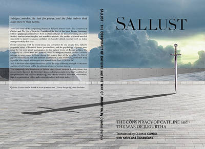 Sallust Cover Poster
