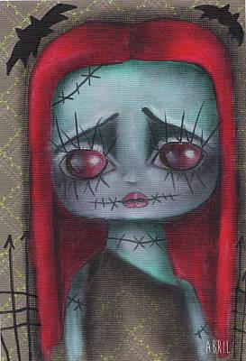 Sally Girl Poster
