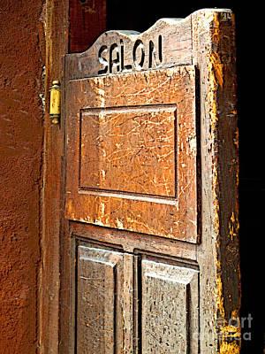 Saloon Door 3 Poster