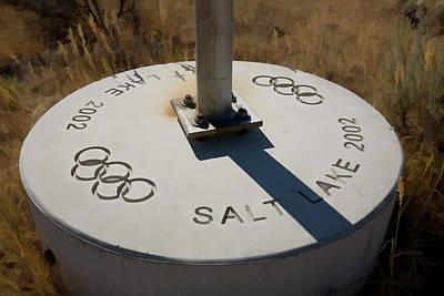 Salt Lake Olympics 2002 Poster