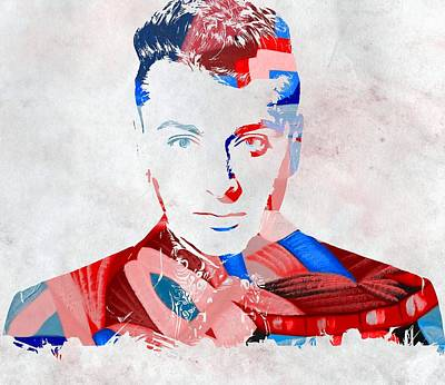 Sam Smith Poster by Dan Sproul