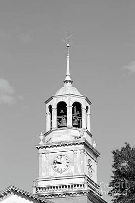 Samford University Library Steeple Poster by University Icons
