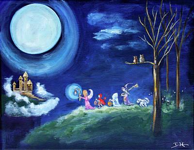 Samhain Night Poster