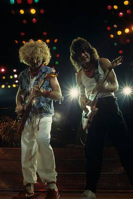 Sammy And Eddie 5150 Poster