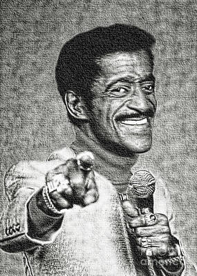 Sammy Davis Jr - Entertainer Poster