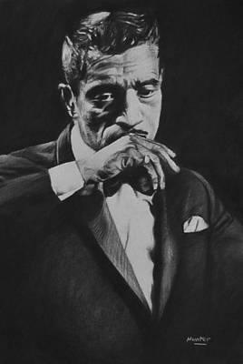 Sammy Davis Poster by Steve Hunter