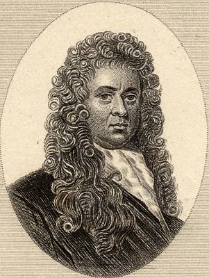 Samuel Pepys, 1633-1703. Diarist And Poster by Vintage Design Pics