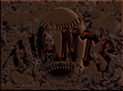 San Francisco Giants 6b Poster by Brian Reaves
