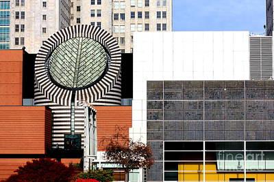 San Francisco Museum Of Modern Art Sfmoma 3 Poster