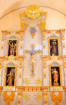 San Jose Chapel Poster