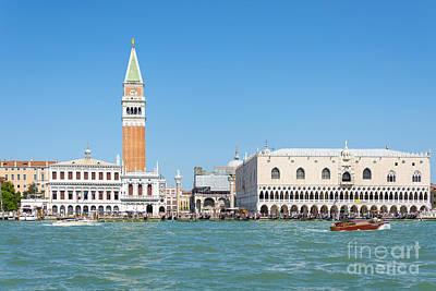 San Marco Poster by Svetlana Sewell
