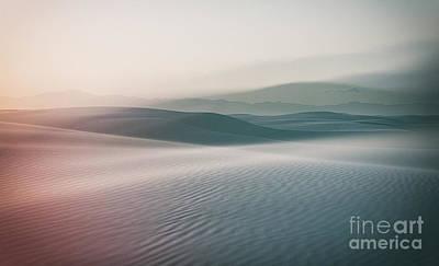 Sands Sunset Poster