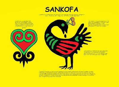 Sankofa Knowledge Poster