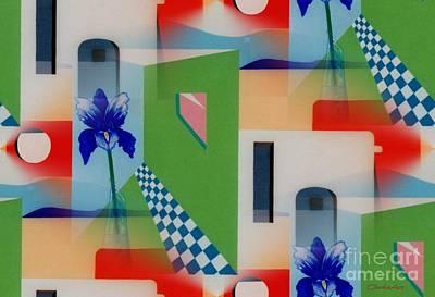 Santa Fe Adobe - #1 Poster